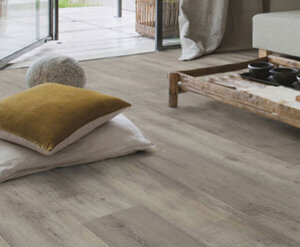 FL-Floors click PVC soft grey
