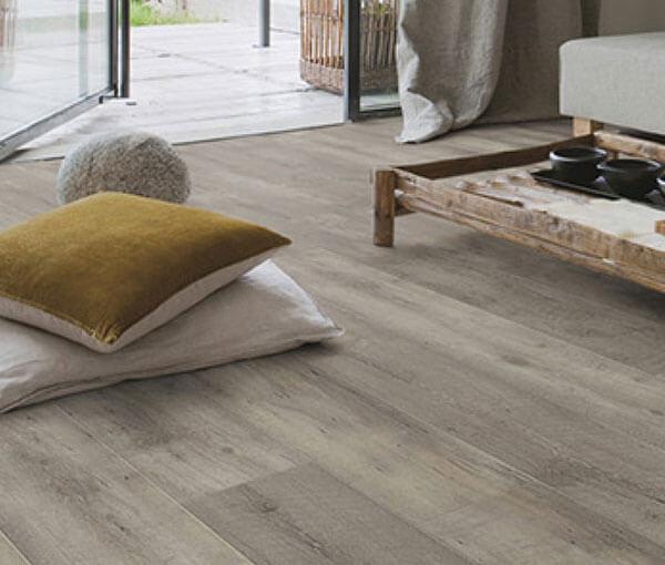 FL-Floors click PVC soft grey