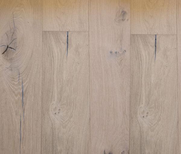 Lamelparket Geborsteld 26 cm breed vloer