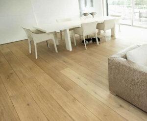Houten Vloer Massief : Massief eiken vloer floorsite
