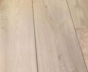 Massief eiken vloer 19 cm breed vloer
