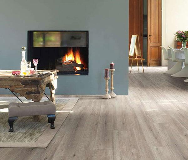 laminaat basic trend oak grey