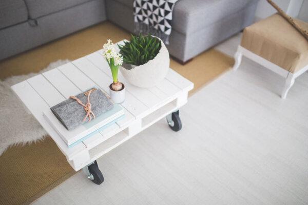 Onderhoud van laminaat en PVC vloeren
