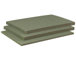 Pak Groene platen ondervloer 7mm