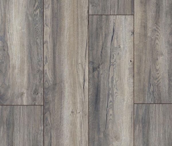 laminaat extra breed harbour oak grey vloer