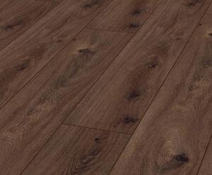 laminaat prestige oak dark vloer