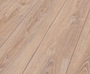 laminaat whitewash oak vloer
