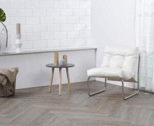 FL-Floors Dryback Visgraat PVC Oak