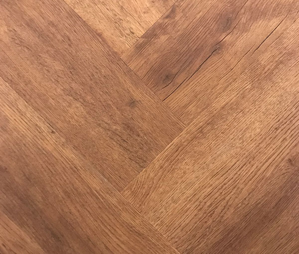 FL-Floors Dryback Visgraat PVC nature oak vloer