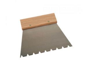 Leg gereedschap Houten vloer