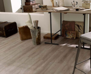 FL-Floors click double smoked oak