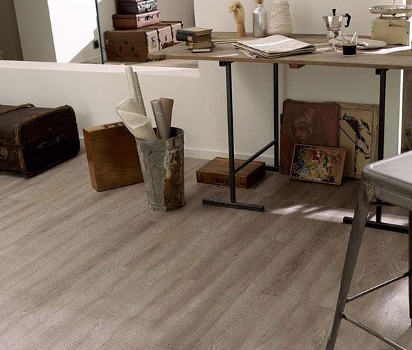 FL-Floors click double smoked oak