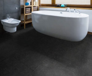 FL-Floors dryback black stone