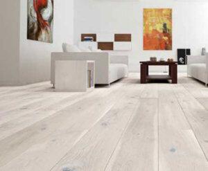 Lamelparket houten vloer 22 cm breed