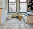 FL-Floors Click PVC Rigid Core Dark Grey