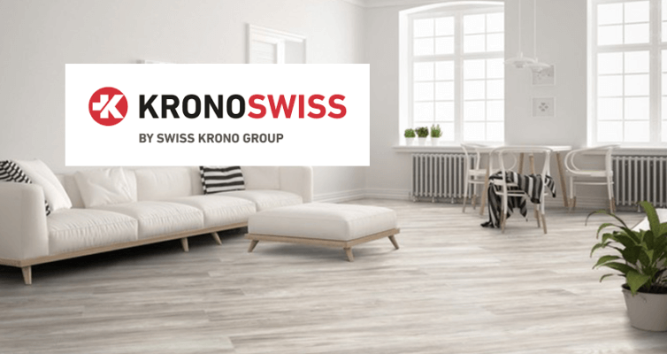 Krono Swiss vloer laminaat