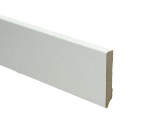 Hoge plint PVC RAL9010