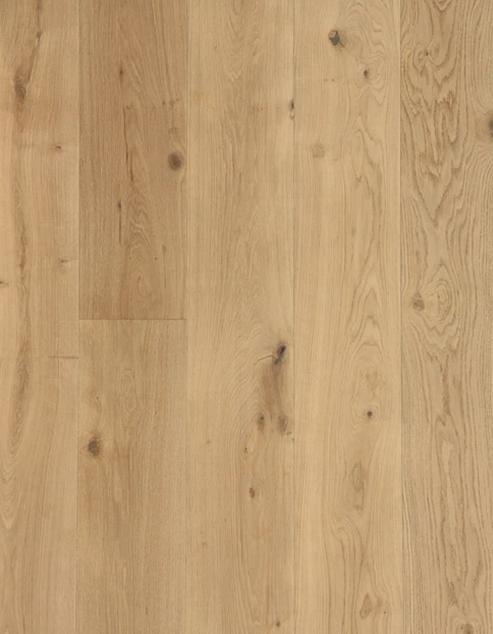 Lamelparket Rustiek 19cm breed Onbehandeld 3mm Eiken Toplaag