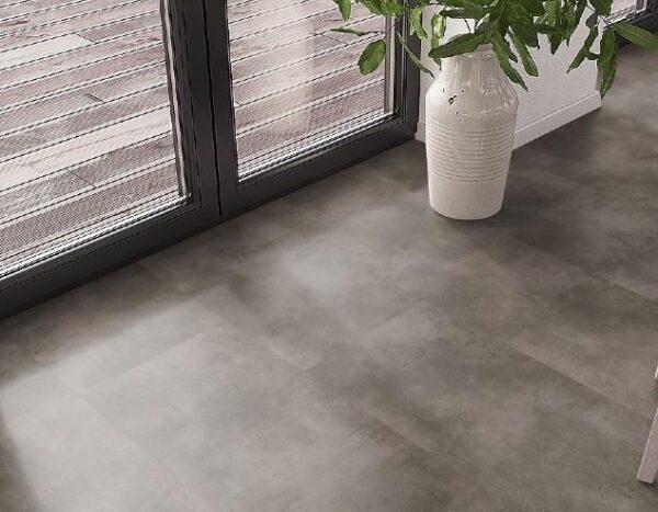 Lijm PVC Ambaint contrete 1116 off grey