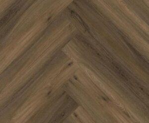 Lijm PVC visgraat Ambiant Spigato 3501 warm brown