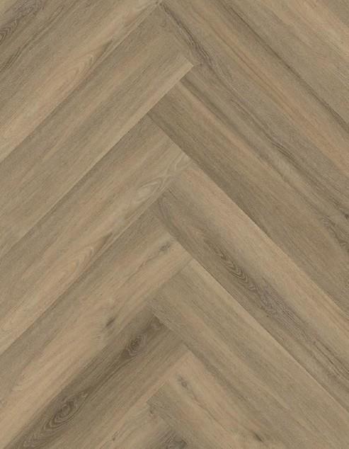 Lijm PVC visgraat Ambiant Spigato 3502 light brown